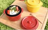 日本製雙層餐盒 (無餐墊)