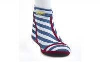 荷蘭 Duukies 兒童摺疊防滑輕便鞋 - 經典條紋