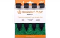 美國Monkey Mat, 安全營釘