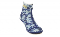 荷蘭 Duukies 摺疊防滑輕便鞋 - 藍海鯊