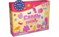 英國科學教育玩具</br>蠟燭工廠