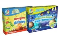 英國科學魔術百寶盒</br>廚房太陽系兩盒特惠組