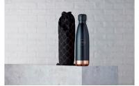 英國W10 Kensington<br>肯辛頓雙層不鏽鋼真空保溫瓶<br>迷霧黑