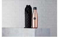 英國W10 Kensington<br>肯辛頓雙層不鏽鋼真空保溫瓶<br>玫瑰金